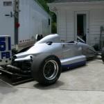 HME's F1000 Van Diemen Testbed
